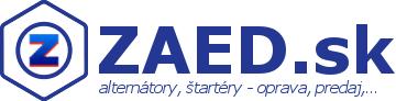 ZAED s.r.o. – auto elektro servis, alternátory, štartéry, elektrodiely